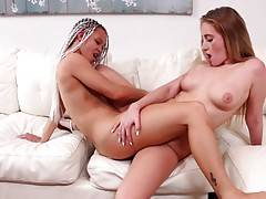 ASHLEY LOVEBUG AND HARLEY JADE - SPEND A MOMENT IN MY MOUTH