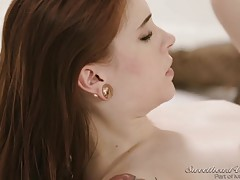 Anna cums deeply and needs to savor Sarah hot cunt, sucking her clit to orgasm. Still horny after all the oral sex, the nymphos then finger each other hard reaching another orgasm. Sarah`s camera ready now!