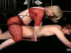 Two Horny Ladies Have Fun 1