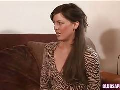 Mia Presley visits her teacher Nina Hartley to talk to her about her class.