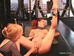 Horny Nica Noelle Is Fond Of Sexual Games 2
